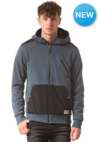 BENCH Markkers Hooded Zip Sweat midnight navy