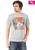 BENCH Mc Beat S/S T-Shirt grey marl