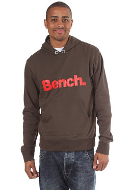 BENCH Mens Affront Hooded Sweat black ink BME 1270B
