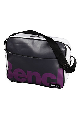 BENCH Mens Echo Despatch Bag charcoal BMX 454