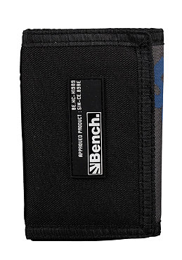 BENCH Mens Eclipse Wallet black/smoked pearl BMX 477