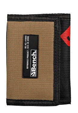 BENCH Mens Eclipse Wallet dusky green BMX 477