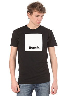 BENCH Mens Fullstop S/S T-Shirt black BMG 2715
