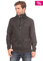 BENCH Mens Gaussian Zip Sweat black BME 1791