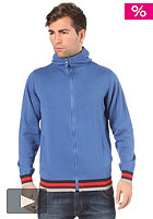 BENCH Mens Hadwin Hooded Zip Woolsweat delft BMF 1018