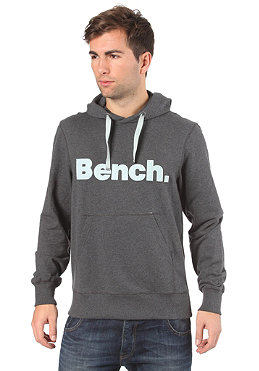 BENCH Mens Helmut Hooded Sweat anthracite marl BME 1846
