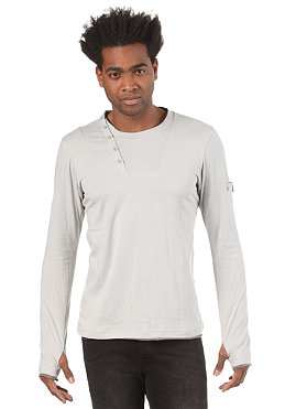 BENCH Mens Ibert L/S T-Shirt mirage gray BMG 2681