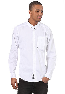 BENCH Mens Ideal Shirt white BMA 952