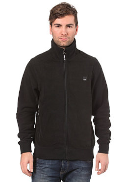 BENCH Mens Idris Zip Sweatshirt black BME 1913