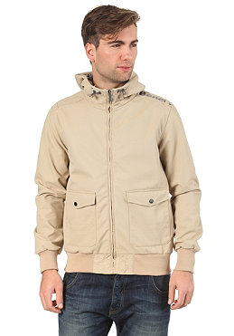 BENCH Mens Illude Jacket safari BMK 1410