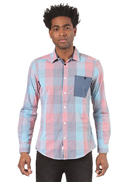 BENCH Mens Irie L/S Shirt caneel bay BMA 964