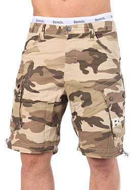 BENCH Mens Ironside Shorts twill camo BML 109