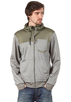 BENCH Morrisey Sweat Jacket gunmetal marl