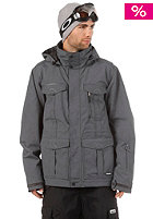 BENCH Mountain Marshall Outerwear Jacket charcoal