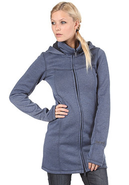 BENCH New Bradie Hooded Zip Woolsweat federal blue marl BLF 1098