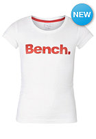 BENCH New Deckstar B S/S T-Shirt bright white