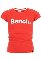 BENCH New Deckstar B S/S T-Shirt hibiscus