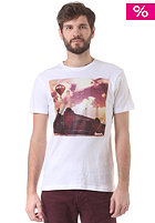 BENCH On Air Travel S/S T-Shirt bright white