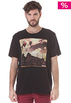 BENCH On Air Travel S/S T-Shirt jet black