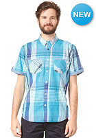 BENCH Otley D S/S Shirt hawaiian ocean