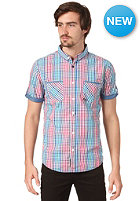 BENCH Otley E S/S Shirt fandango pink