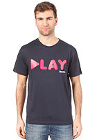 BENCH Playby S/S T-Shirt total eclipse