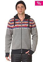 BENCH Ragged Knit Jacket stormcloud marl