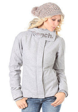 BENCH Sledge B Jacket medium grey marl BLK 1122B