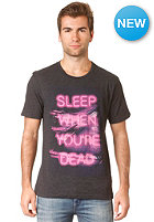 BENCH Sleep S/S T-Shirt black marl
