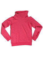 BENCH Slouchey Neck Sweat Shirt rose red