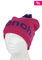 BENCH Snowstorm Beanie Fuschia Red