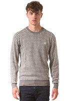 BENCH Spiraly Knit Sweat stormcloud marl
