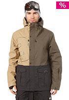 BENCH Splitscot Outerwear Jacket kelp