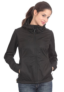 BENCH Sporty Supa Shell Jacket black BLK 1136