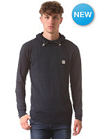 BENCH Starting Order Knit Sweat total eclipse