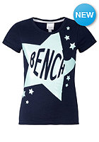 BENCH Staryburst S/S T-Shirt total eclipse