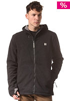 BENCH Suburbinite Hooded Zip Sweat jet black