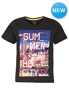 BENCH Summer City S/S T-Shirt black
