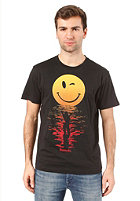 BENCH Summer Smiley S/S T-Shirt black