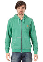 BENCH Summer Sweat Jacket simply green