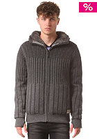 BENCH Surfacespace Knit Sweat anthracite marl