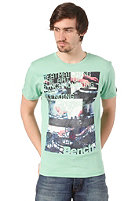 BENCH Synchro S/S T-Shirt light grass green