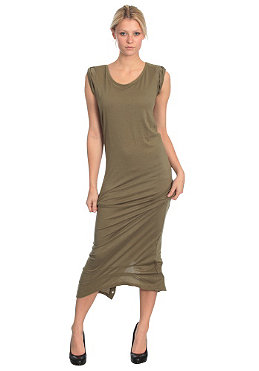 BENCH Taxi Dress deep lichen green BLS 1208