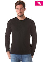 BENCH The Standard Henley Longsleeve black