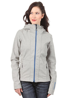 BENCH Theo Jacket medium grey marl BLK 1537