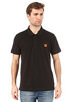 BENCH Tidie Polo S/S Shirt black