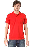 BENCH Tidie Polo S/S Shirt molton lava