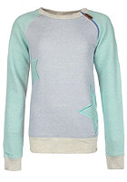 BENCH To Be Shy Sweat Shirt pool green
