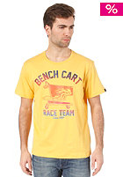 BENCH Trolley S/S T-Shirt yolk yellow