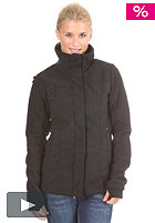 BENCH Women Infinite Fleece Jacket black/charcoal BLE 2904
